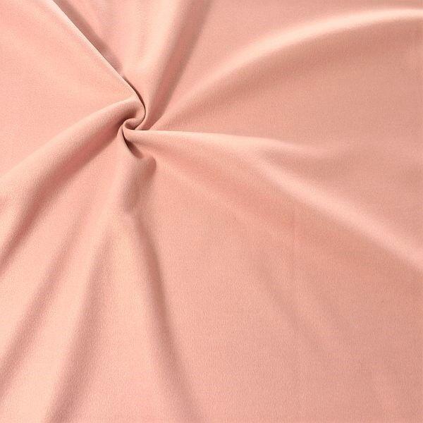 Wollmix Modestoff Wollmischung Wollstoff Wool Blend Rosé