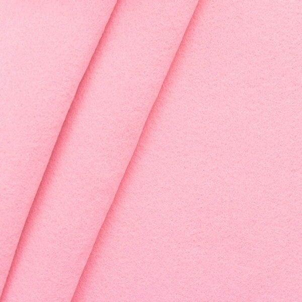 Bastel Filz Stärke 3,0 mm Breite 90 cm Farbe Rosa