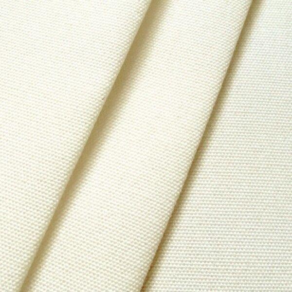 Markisen Outdoorstoff Breite 160cm Farbe Perl-Weiss