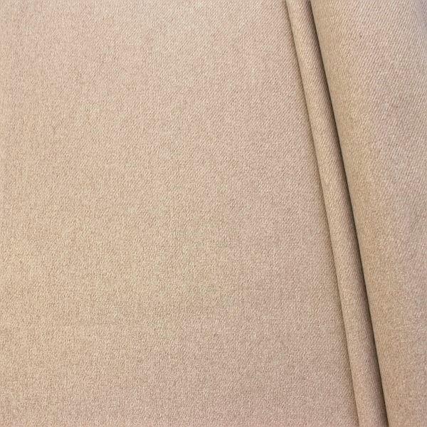 Polsterstoff Möbelstoff Filzoptik Hell-Beige