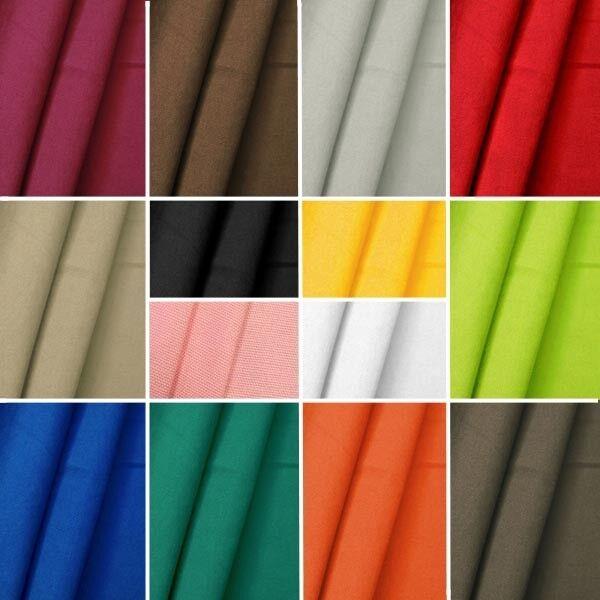 Musterkarte DIN A4 - 100% Baumwoll Canvas