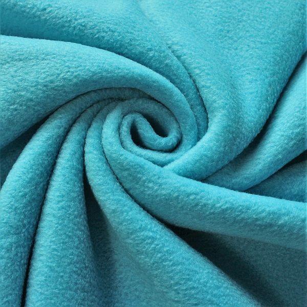 Polar Fleece Azur-Blau