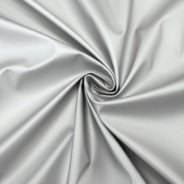 Regenjacken Outdoor Stoff Silber