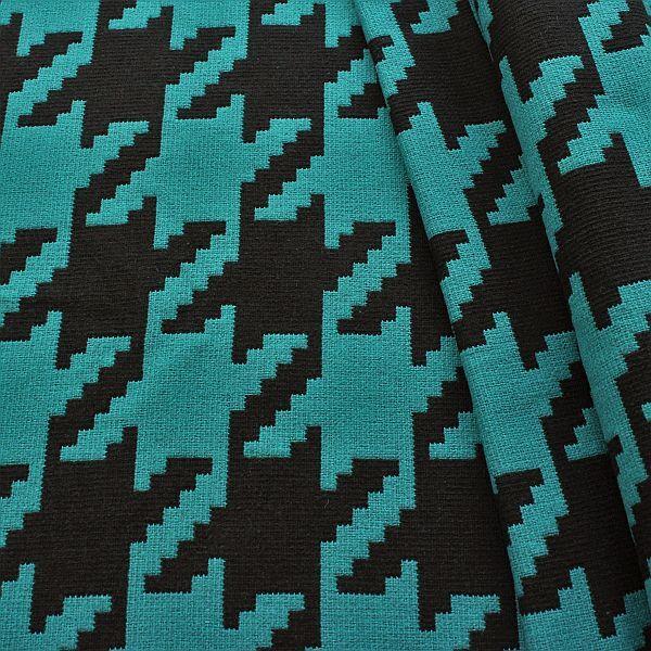 Schwerer Doubleface-Wollmix für Heimtextilien und wärmende Kleidung