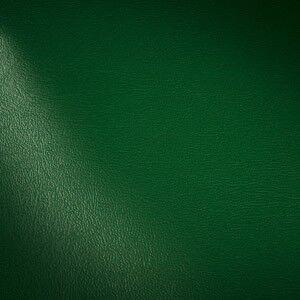 Polster PVC Kunstleder Farbe Jäger-Grün