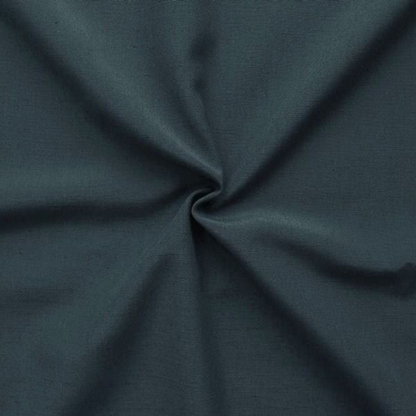 Hosenstoff Trevira-Wolle Dunkel-Blau