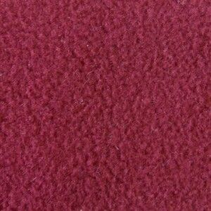 Polar Fleece antipilling Farbe Weinrot