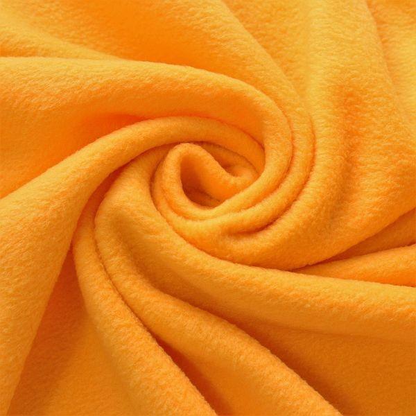 Polar Fleece Gelb-Orange