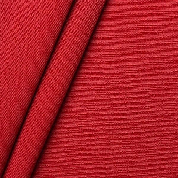 Markisen Outdoorstoff Breite 160cm Farbe Rot