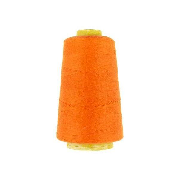 Overlockgarn universal No.120 - 2740m Farbe Orange