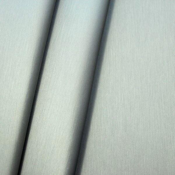 PU Kunstleder Metall Optik Silber-Grau metallic