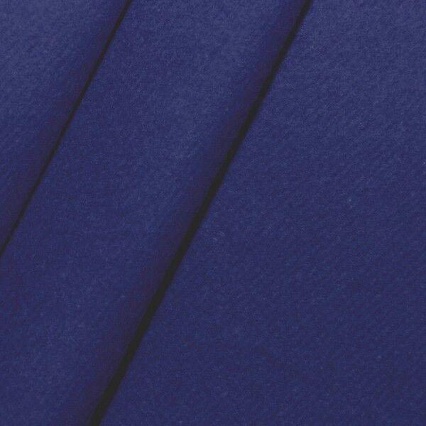 Bühnen Molton B1 schwer entflammbar Breite 300cm Royal-Blau