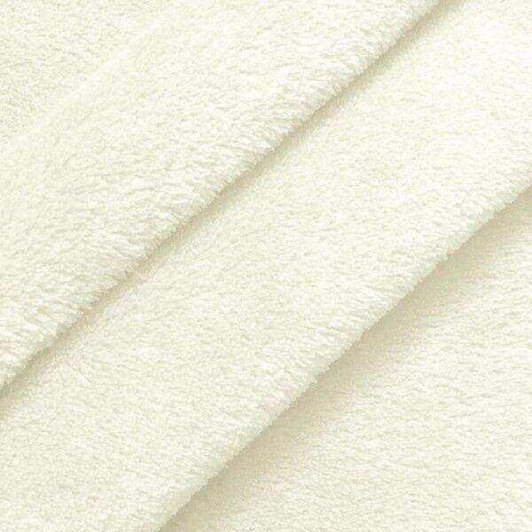 Wellness Fleece Farbe Creme-Weiss
