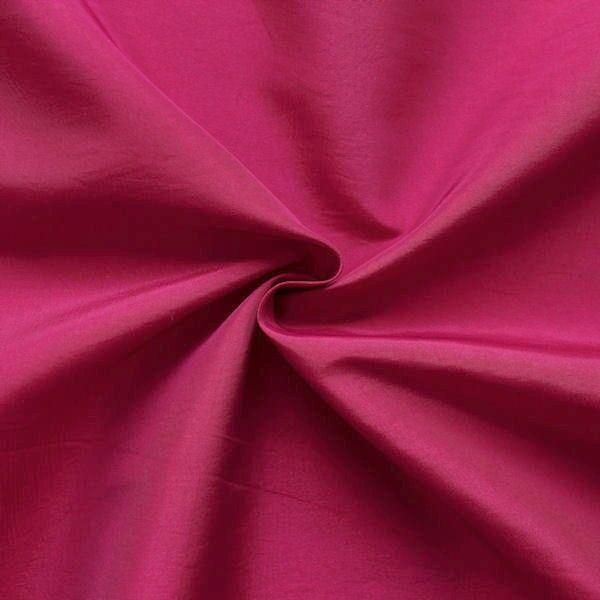 Kleider / Deko Taft Farbe Fuchsia