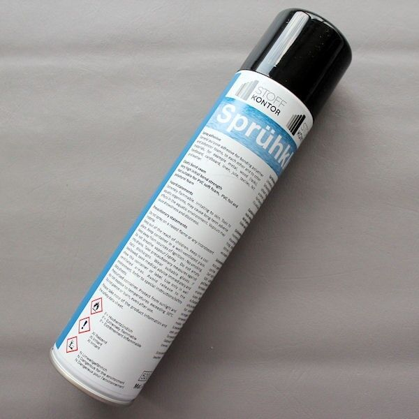 Stoffkontor Sprühkleber Spray - Farblos - 400ml Dose