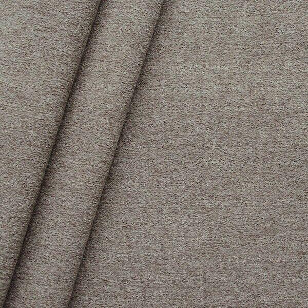Polster-/ Möbelstoff Artikel Durban Schurwoll-Optik Farbe Taupe melange