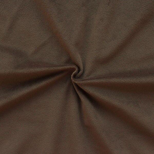 Microfaser Polsterstoff Möbelstoff Schokoladenbraun
