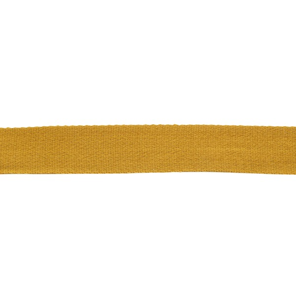 Gurtband Senf-Gelb