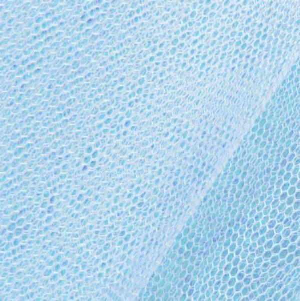 Hellblauer Tüll für zauberhafte Osterideen