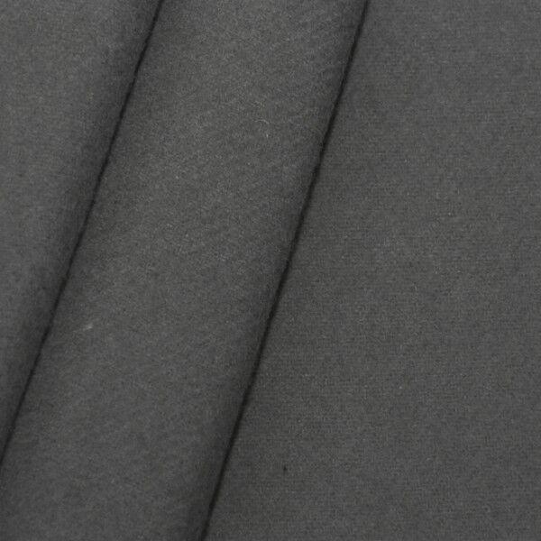 b hnen molton b1 schwer entflammbar breite 300cm anthrazit. Black Bedroom Furniture Sets. Home Design Ideas