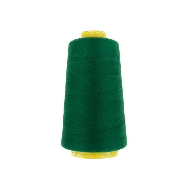 Overlockgarn universal Flaschen--Grün