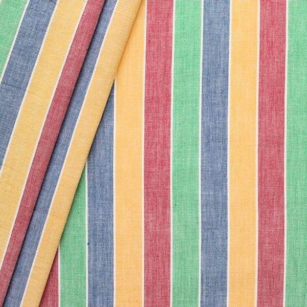 100% Baumwollstoff Summer Style Multicolor
