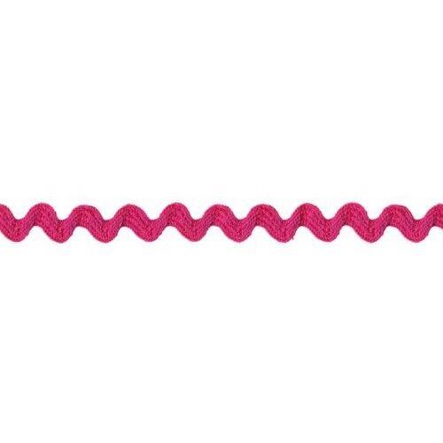 Prym Zackenlitze 10mm x 3m (Breite / Länge) pink