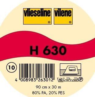 Vlieseline Volumenvlies aufbügelbar Typ H 630 Farbe Weiss