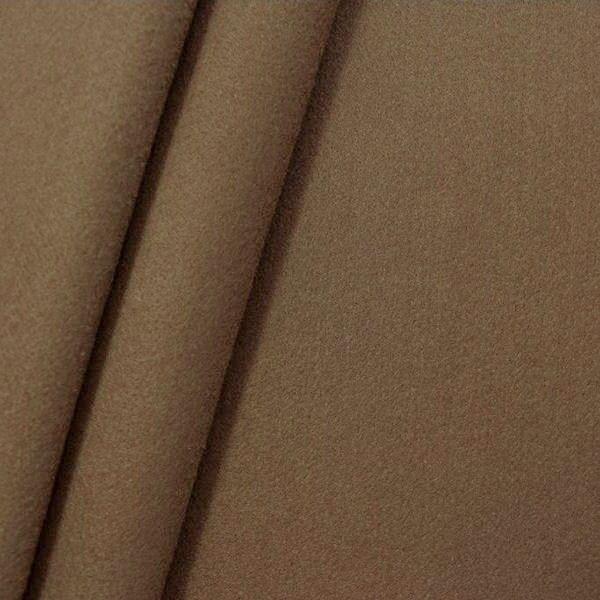 Dekorations Bastel Filz Breite 180 cm Farbe Braun