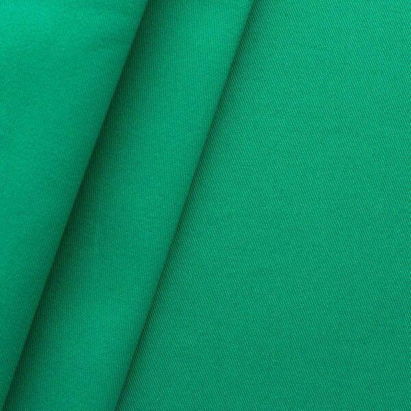 """100% Baumwoll Köper """"Fashion Standard"""" Farbe Grün"""