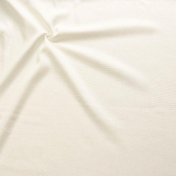 Leinen-Viskose Stoff Basic Comfort Ecru