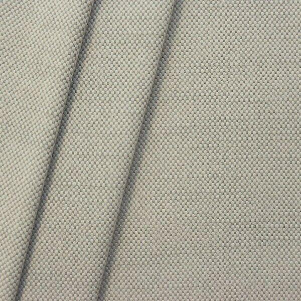 Polster- Möbelstoff Artikel Livento Leinen-Baumwolle Optik Farbe Sand