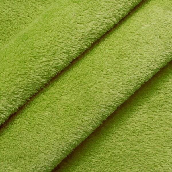 Wellness Fleece Lind-Grün