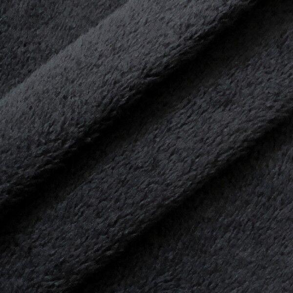 Wellness Fleece Farbe Schwarz