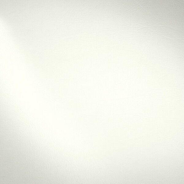 Polster PVC Kunstleder Farbe Schnee-Weiss
