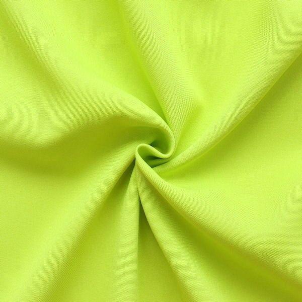 Modestoff Dekostoff Limetten-Grün