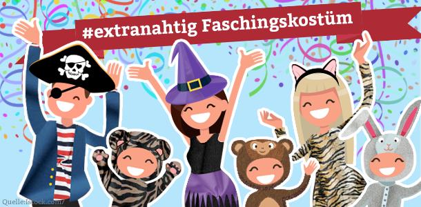 Top 10 Schnittmuster Faschingskostüme | Stoffkontor.eu