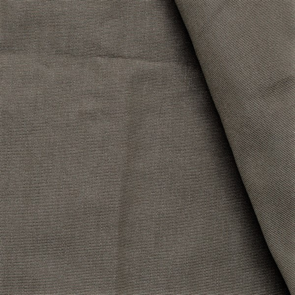 Liegestuhl / Outdoorstoff Grau