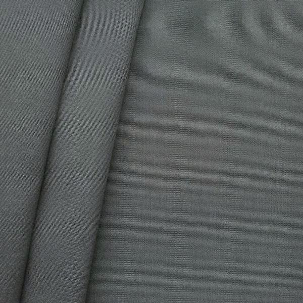 Markisenstoff Tuch Breite 120cm Dunkel-Grau