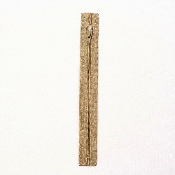 Reißverschluss S1 Typ 18 cm Khaki
