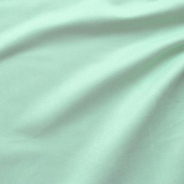 Microfaser Polster- Möbelstoff Artikel Gentle Farbe Mint-Grün
