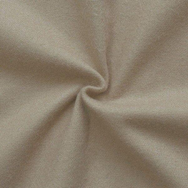 Flanell Wollstoff Artikel Dundee Farbe Dunkel-Beige