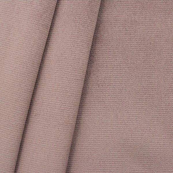 Polster- Möbelstoff Artikel New York Samt-Optik Farbe Alt-Rosé