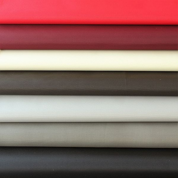 Musterkarte DIN A4 - Oxford Polyester Gewebe 300D wasserundurchlässig