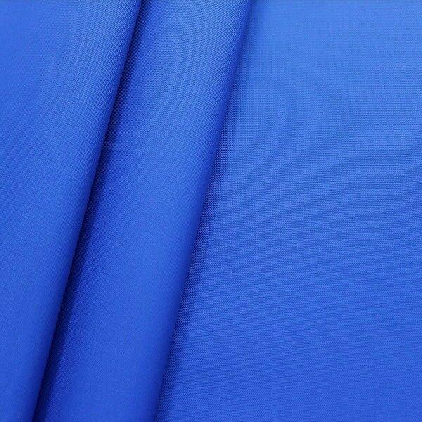 Polyester Anorak Outdoorstoff leichte Qualität Farbe Royal-Blau