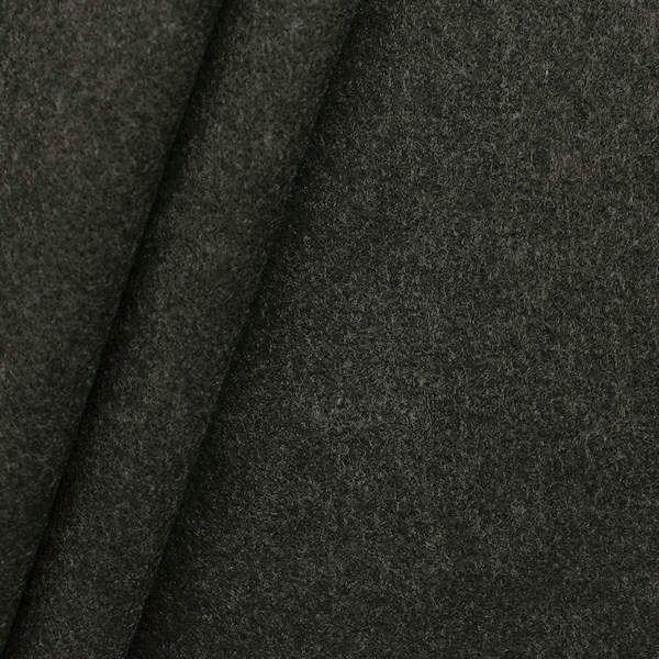 Dekorations Bastel Filz Breite 180 cm Farbe Dunkel-Grau meliert