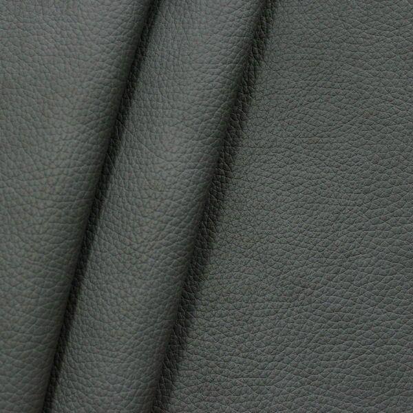 "Polster PU Kunstleder Artikel Gibson ""Büffel Optik"" Farbe Basalt-Grau"
