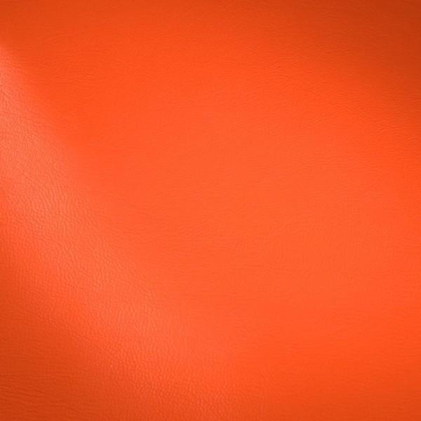 Polster PVC Kunstleder Orange