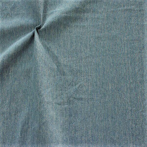 Baumwollstoff Canvas Jeans Look Jeans-Blau