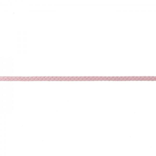 Baumwollkordel 8mm Alt-Rosa